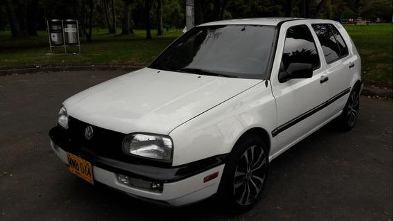 Volkswagen Golf 1.8 Mt 1997 Aa