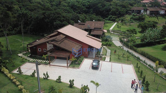 Casa Com 8 Dormitórios À Venda, 446 M² Por R$ 2.800.000,00 - Guaramiranga - Guaramiranga/ce - Ca0862