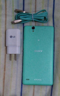 Celular Sony Xperia C4 E5306 Color Menta 16 Gb