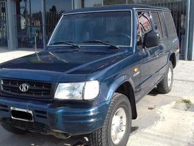 Hyundai Galloper 2.5 4x4 Muy Buena ,unica Mano ,financio/pto
