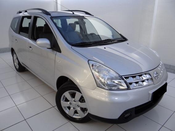 Nissan Grand Livina 1.8 Sl Flex 2012 Automatico
