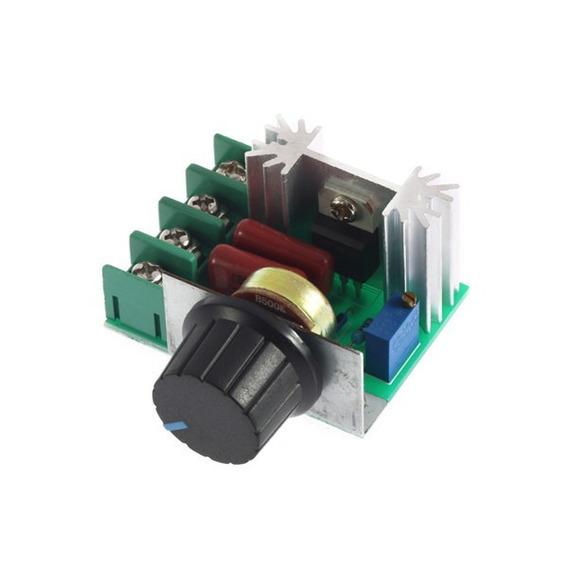 Dimmer Regulador De Voltaje Ac 2000w