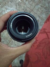 Lente 50 Mm Nikon