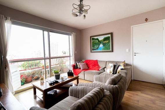 Apartamento À Venda - Sumaré, 3 Quartos, 106 - S893020152