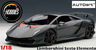 Lamborghini Sesto Elemento / Autoart / 1:18 / Hobbies 360