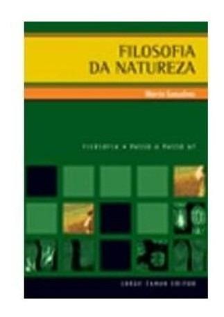 Livro - Filosofia Da Natureza