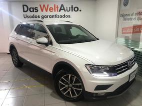 Volkswagen Tiguan Comfortline 7 Pasajeros 2018
