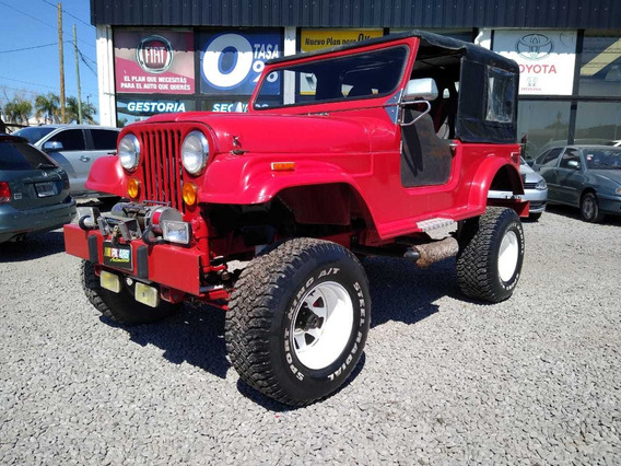 Jeep Torino 4x4 Cubos