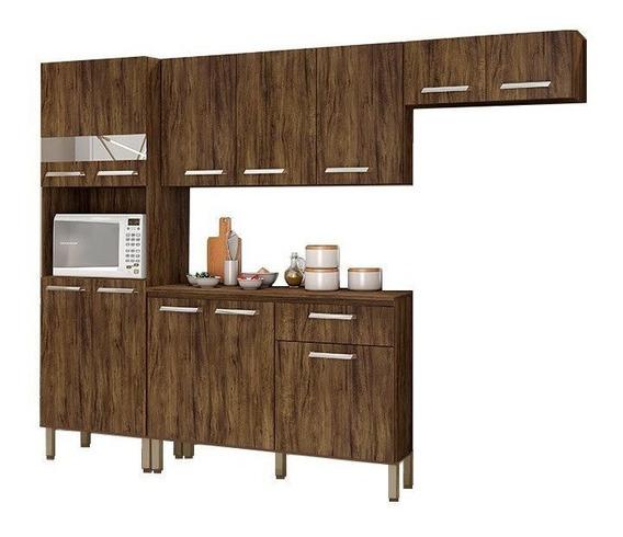 Cozinha 12 Portas Versalhes Savana - Lc Móveis