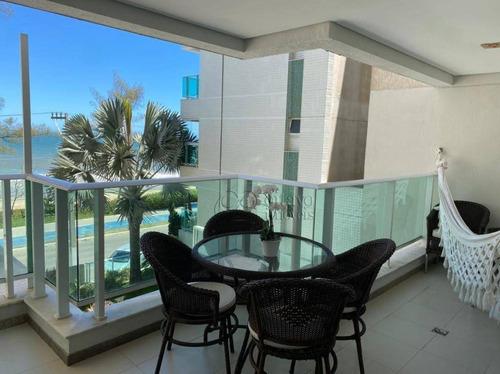 Apartamento Mobiliado Para Locação Na Praia Do Pecado, Macaé/rj. - Ap8517