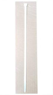 Tirrap Tirraje Amarre Blanco 7.6 Mm X 35 Cm