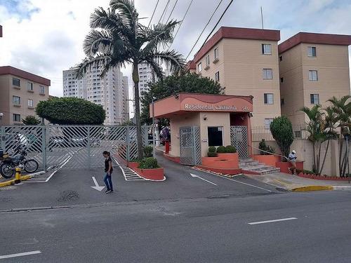 Apartamento Ao Lado Da Estação Do Metrô Campo Limpo 3 Dormitórios 66 M² 1 Vaga - Ap00112 - 69234847