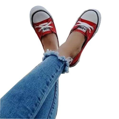 Zapatos Zapatillas Mujer Chatitas Nueva Temporada Se Viene El Verano!! Divinas! Art Star Guillermina