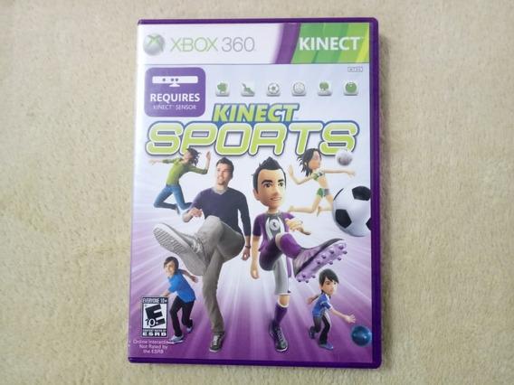 Jogo Kinect Sports Xbox 360 Original