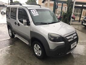Fiat Doblo Adv. Xingu 1.8 Flex 16v 5p 2013 Gnv De 5 Ge
