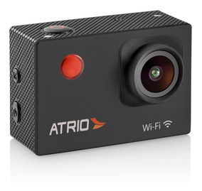 Câmera Ação Full Hd Sports 1080p Wifi Controle Atrio Dc184
