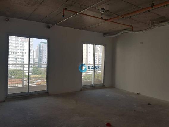 Sala À Venda, 39 M² Por R$ 450.000 - Moema - São Paulo/sp - Sa0075