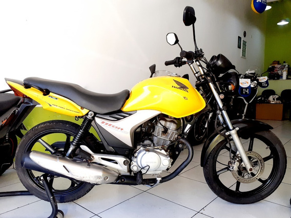 Honda Cg Fan 150 Esdi Impecavel