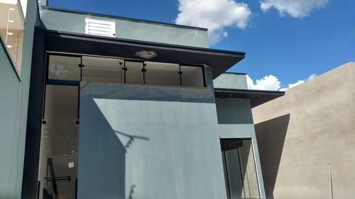 Casa Em Jardim Santa Cruz, Mogi Guaçu/sp De 64m² 3 Quartos À Venda Por R$ 250.000,00 - Ca944306