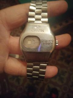 Reloj Orion Digital 2000 A Cuerda (no Es Longines Omega)