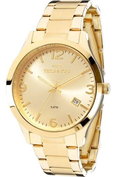 Relógio Technos Feminino Elegance Dourado 2315acd/4x