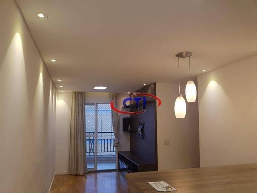 Imagem 1 de 26 de Apartamento À Venda, 65 M² Por R$ 490.000,00 - Assunção - São Bernardo Do Campo/sp - Ap3213