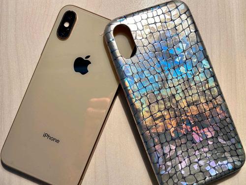 iPhone XS 64gb Gold Como Nuevo