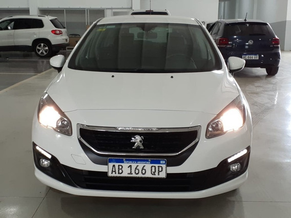 Oferta!!! Peugeot 308 Active 2017 26000kms!!! Impecable Ok