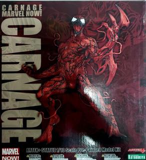 Kotobukiya Marvel Now Artfx Carnage Original
