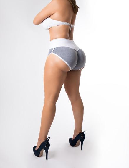 Short Minishort Cachetero Sexy Corte Twerking Playa Lenceria