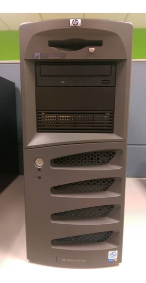 Servidor Hp Proliant Tc2120 G3 1p Intel Pentium 4 2.8ghz