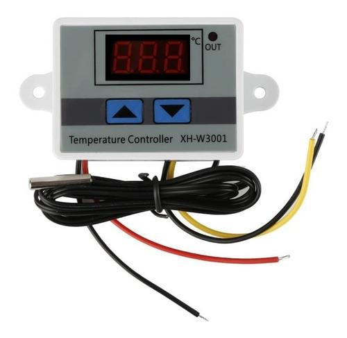 Termostato Digital Controlador De Temperatura 210-220 Ac