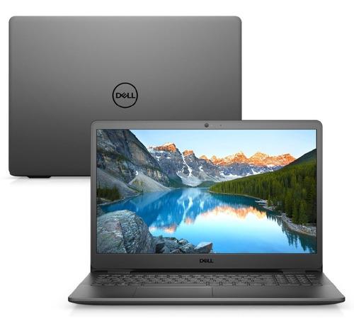 Notebook Dell I3501 15.6  10ª Intel Ci3 4gb 256gb Ssd Win