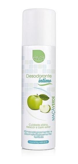 Desodorante Íntimo 166ml - Maçã Verde - Eva
