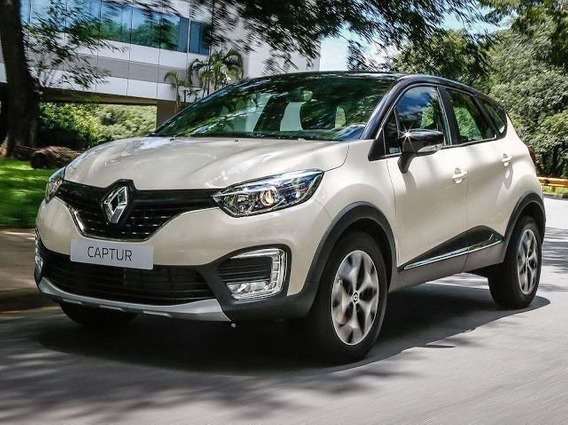 Renault Captur Intense X-tronic 1.6 16v (aut), Fca5555