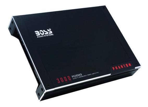 Potencia Boss Phantom 1 Ohm 3000w Reales Monoblock