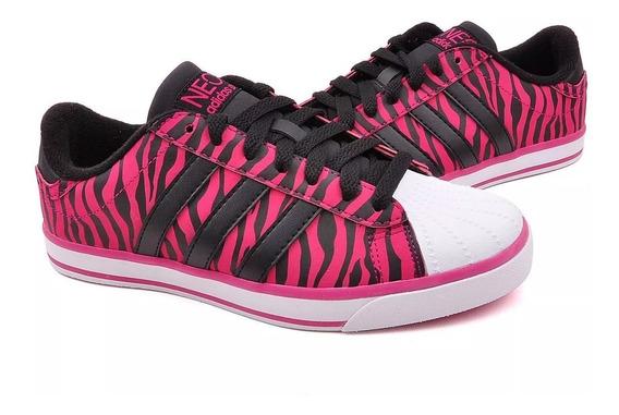 Tênis adidas Bbneo Classic Original Casual Feminino 1magnus