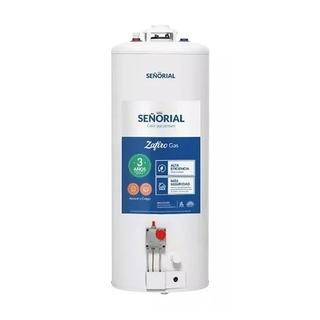 Termotanque Gas Señorial - 85 Litros - Bajo Consumo