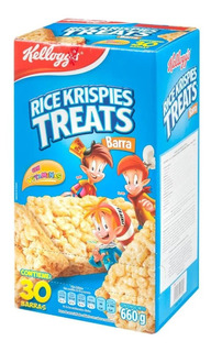 Barras De Arroz Rice Krispies Treats Kellogg