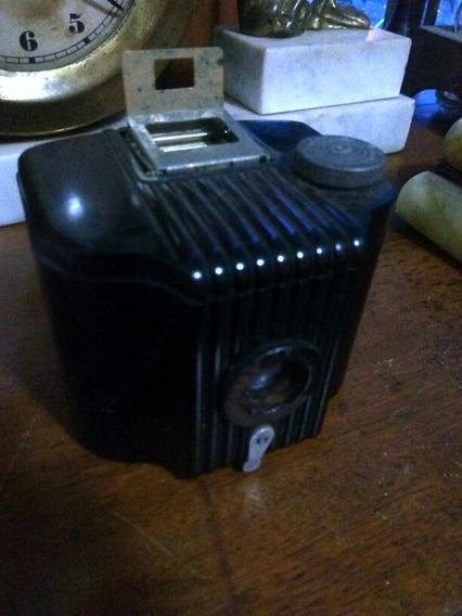 Câmera Fotográfica De Baquelite Anos 40