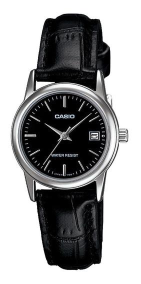 Relógio Analógico Feminino Casio Ltp-v002l-1audf