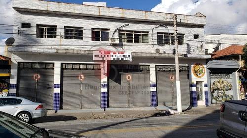 Galpao - Quarta Parada - Ref: 9840 - V-9840
