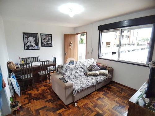 Imagem 1 de 13 de Apartamento Com 1 Dormitório À Venda, 51 M² Por R$ 190.000,00 - Centro - Novo Hamburgo/rs - Ap2745