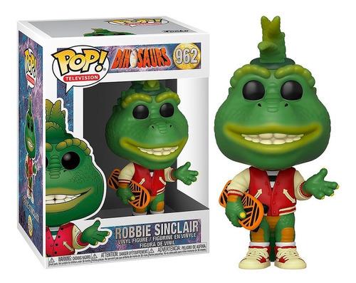 Robbie Familia Dinosaurs - Funko Pop Original Nuevo