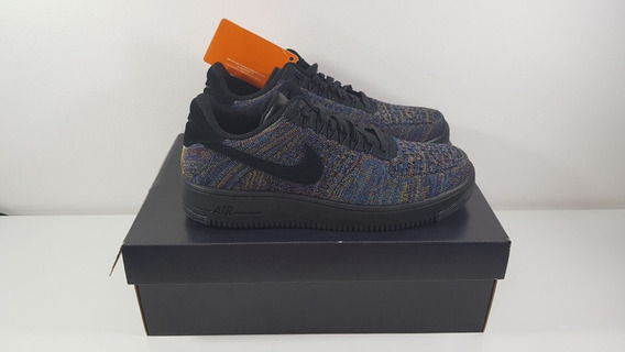 Nike Airforce Ultraforce 1 Flyknit Low Tenis Feminino Origi