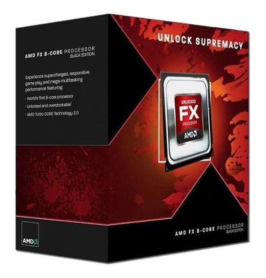 Combo Amd Fx-8350 + Msi 970a-g43plus + 16gb De Ram Ddr3