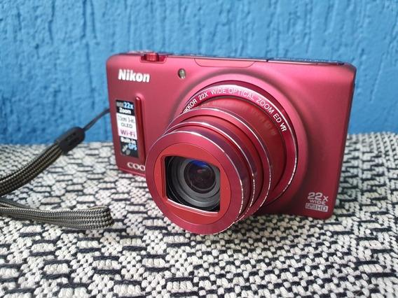 Barbada Câmera Nikon Digital Semi Profissional