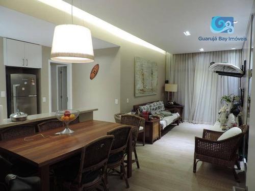 Imagem 1 de 20 de Apartamento Com 2 Dormitórios À Venda, 85 M² - Praia Da Enseada - Guarujá/sp - Ap4686