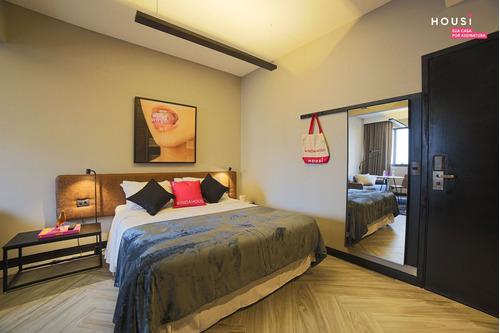 Imagem 1 de 15 de Apartamento - Consolacao - Ref: 355 - L-355