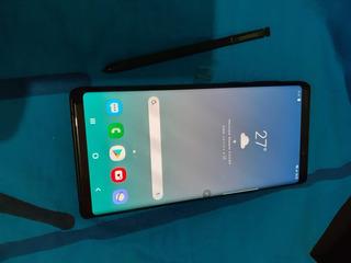 Teléfono Samsung Note 9